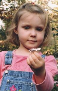 Zoe, not that long ago.