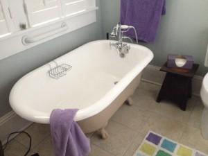 The midget tub.