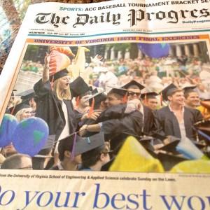 The Daily Progress, May 18, 2015