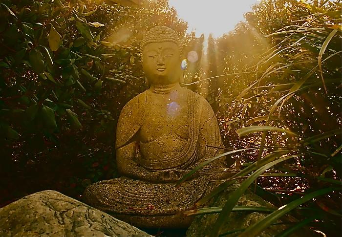 Buddah-with-sun